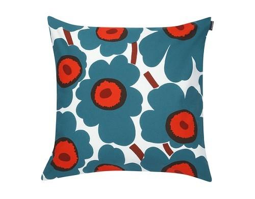 marimekko  Pieni Unikko cushion cover 50x50cm 066792 v.164 NT$1,480