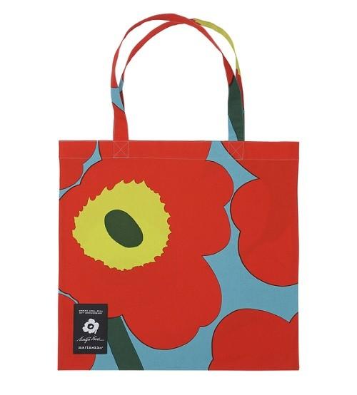 marimekko  Unikko bag 44x33cm 066795 v.730 NT$1,350