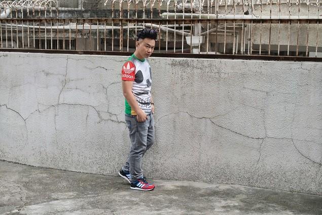 adidas Originals 世足系列 x Eason形象照-2
