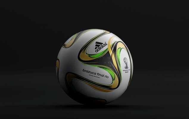 Brazuca Final Rio即日起於全台adidas 指定門市販售,售價$3,890。