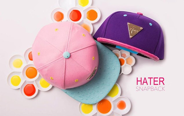 hater_colorful_snapback