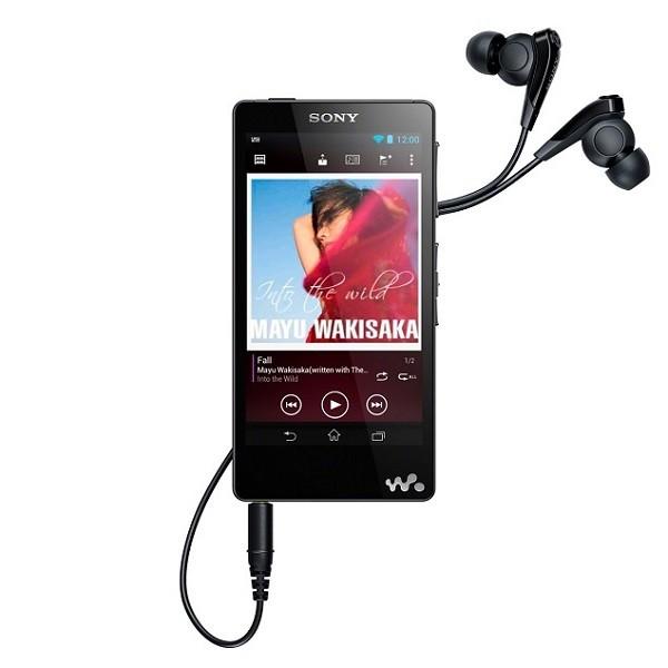 搭配支援高解析音質的NWZ-F886,創造個人專屬的高音質聆聽空間