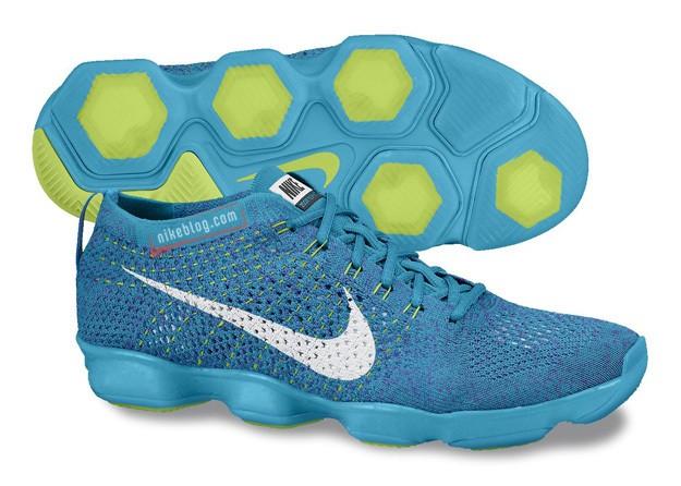 Nike Zoom Fit Agility Flyknit-3