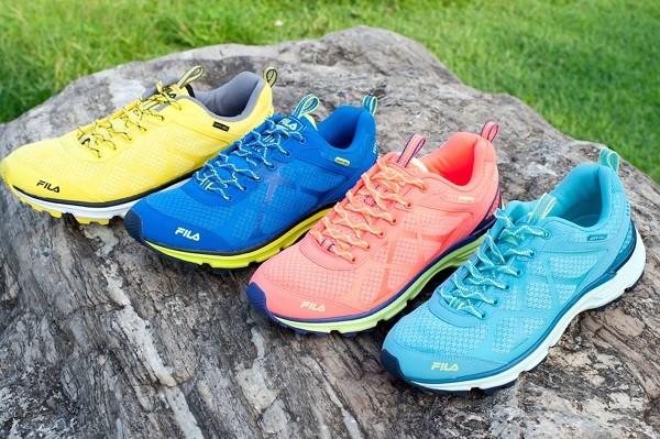 05_FILA MILD TRAIL 輕量越野跑鞋 定價4,680元