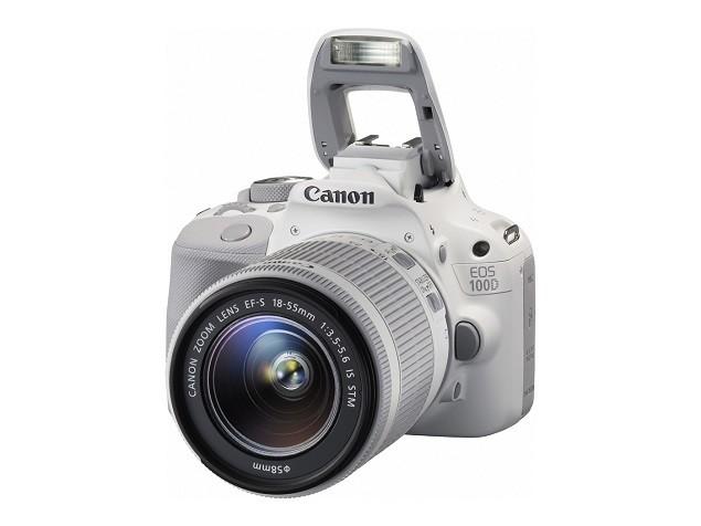 Canon 白色EOS100D_產品圖_2