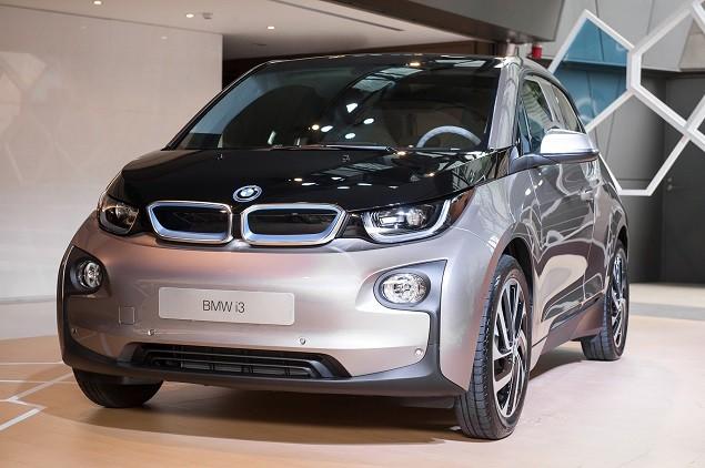 【新聞照片三】全新BMW i3