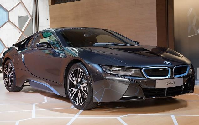 【新聞照片二】全新BMW i8