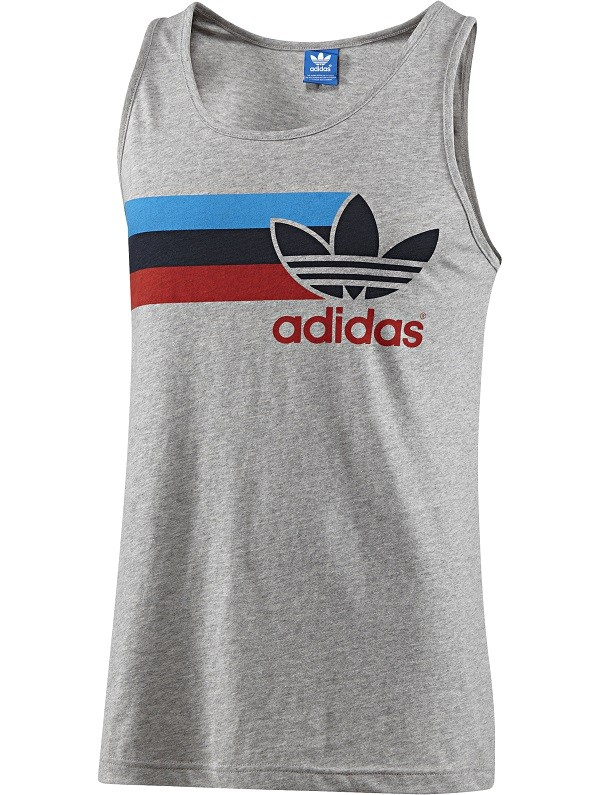adidas Originals_灰色Logo Tank_NTD990