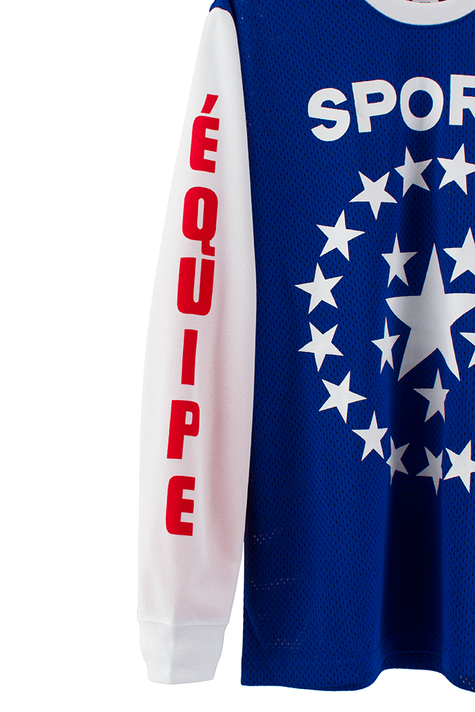 VFile Sport Plus_Motocross jersey_blue detail