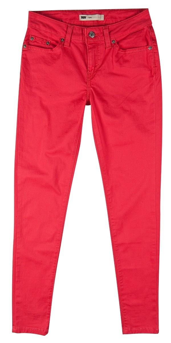 亮桃紅緊身褲大膽展現高調時尚感盡情玩美一夏