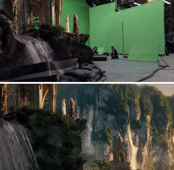 The-Hobbit-green-screen