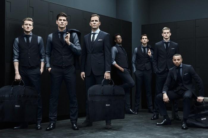 BOSS為德國世足隊訂製西裝(球員與教練)2