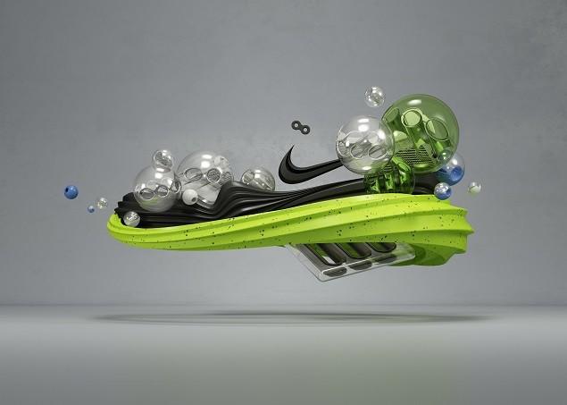 Nike Air Max Lunar1的誕生再次點燃了運動鞋革新的激情