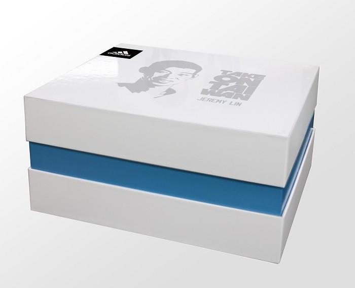 adidas x 林書豪 2014台灣行限量套裝鞋盒- 外盒