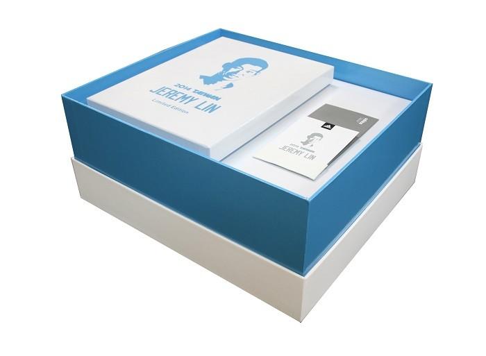 adidas x 林書豪 2014台灣行限量套裝鞋盒- 內盒