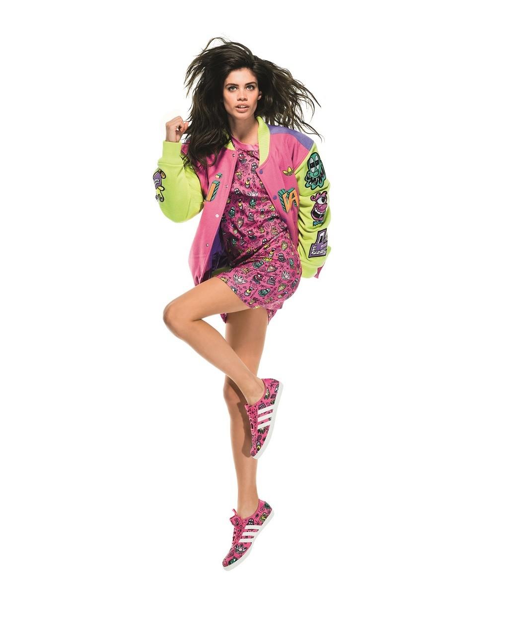 adidas Originals x Jeremy Scott形象照-5