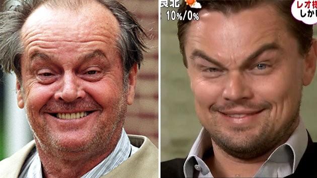 Leonardo-DiCaprio-Jack-Nicholson-impression