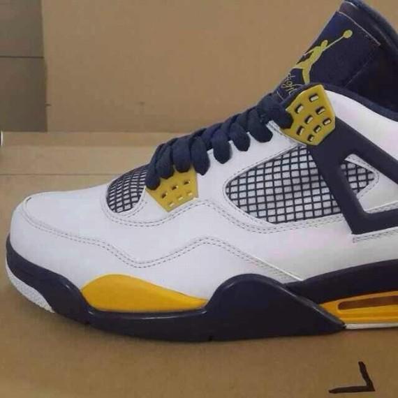 air-jordan-4-white-navy-yellow-1