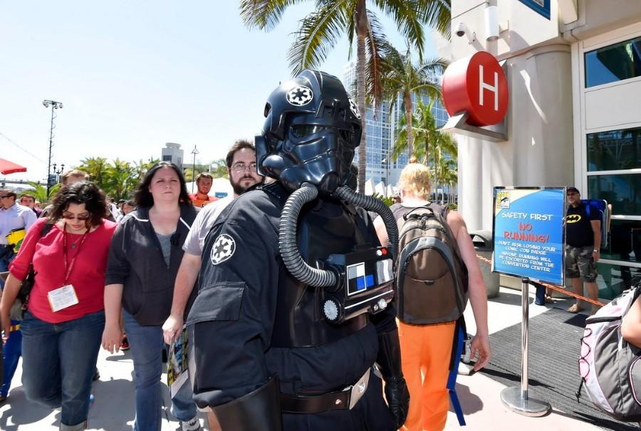 2014 Comic-Con - Atmosphere