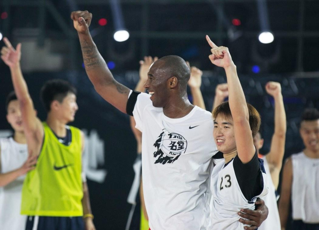"""賴竹信在全場觀眾及Kobe面前投進絕殺後表示""""有了這一球的經驗,以後比賽中如果面臨這樣的壓力,要投絕殺,一定沒問題。"""""""