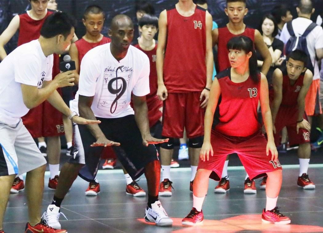 Kobe:打出名堂看的不是結果,而是你自我提升的過程。我認為這個過程非常美妙。
