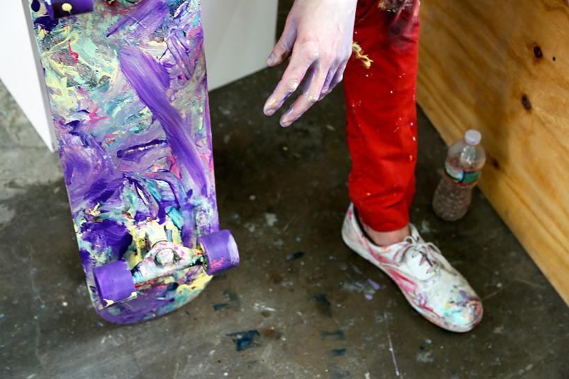 matt-reilly-skateboard-painting-at-mana-contemporary-2