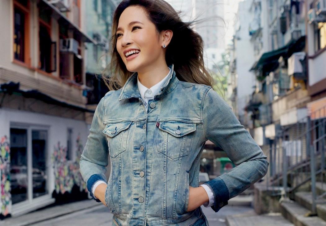 女性ICON經典系列  完整展現藍色丹寧魅力時尚(1)