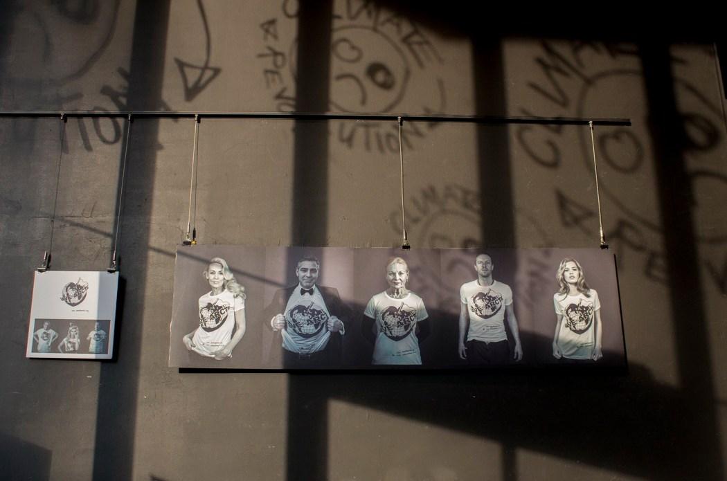 Vivienne Westwood X 8%ice「捍衛地球創作特展」_展場照片1