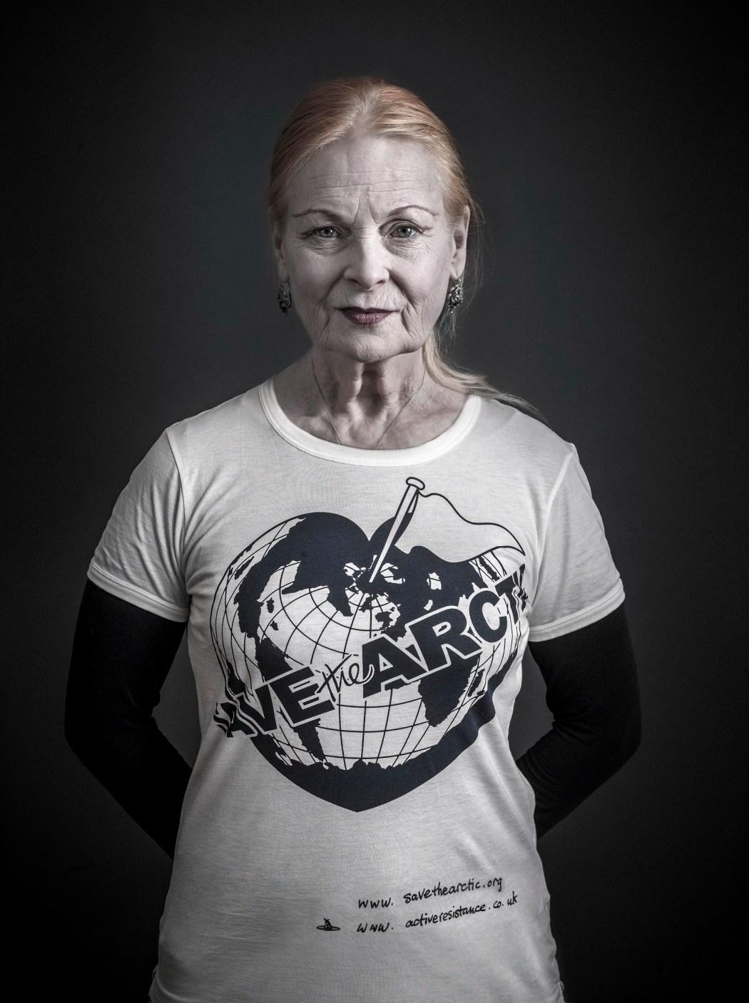 Vivienne Westwood Save the Arctic - vivienne_westwood