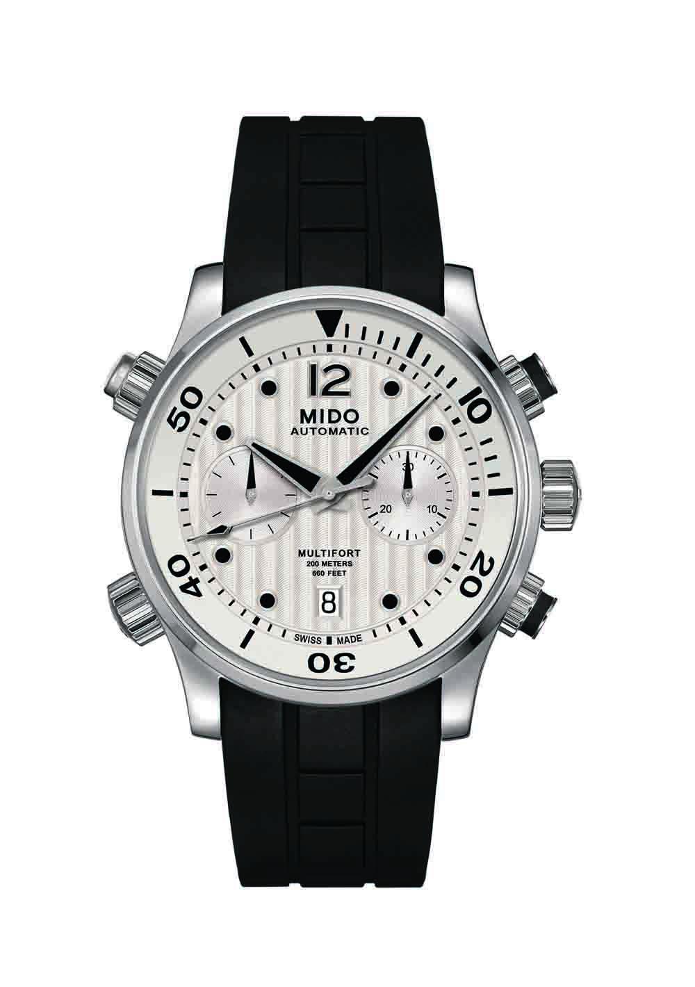 先鋒系列潛水計時腕錶 M005.914.17.030 建議售價NT$65700
