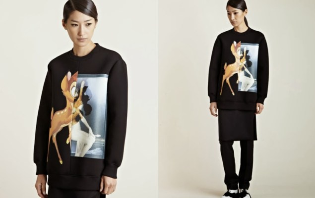 Givenchy Bambi Sweater