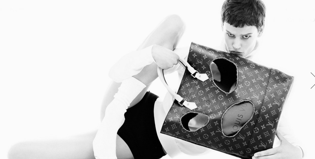 Louis-Vuitton-Celebrating-Monogram-the-Icon-and-the-Iconoclasts-Rei-Kawakubo