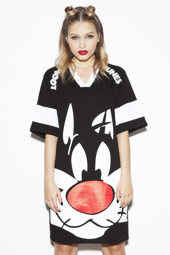 TUNE CAT JERSEY 01_NT$2680