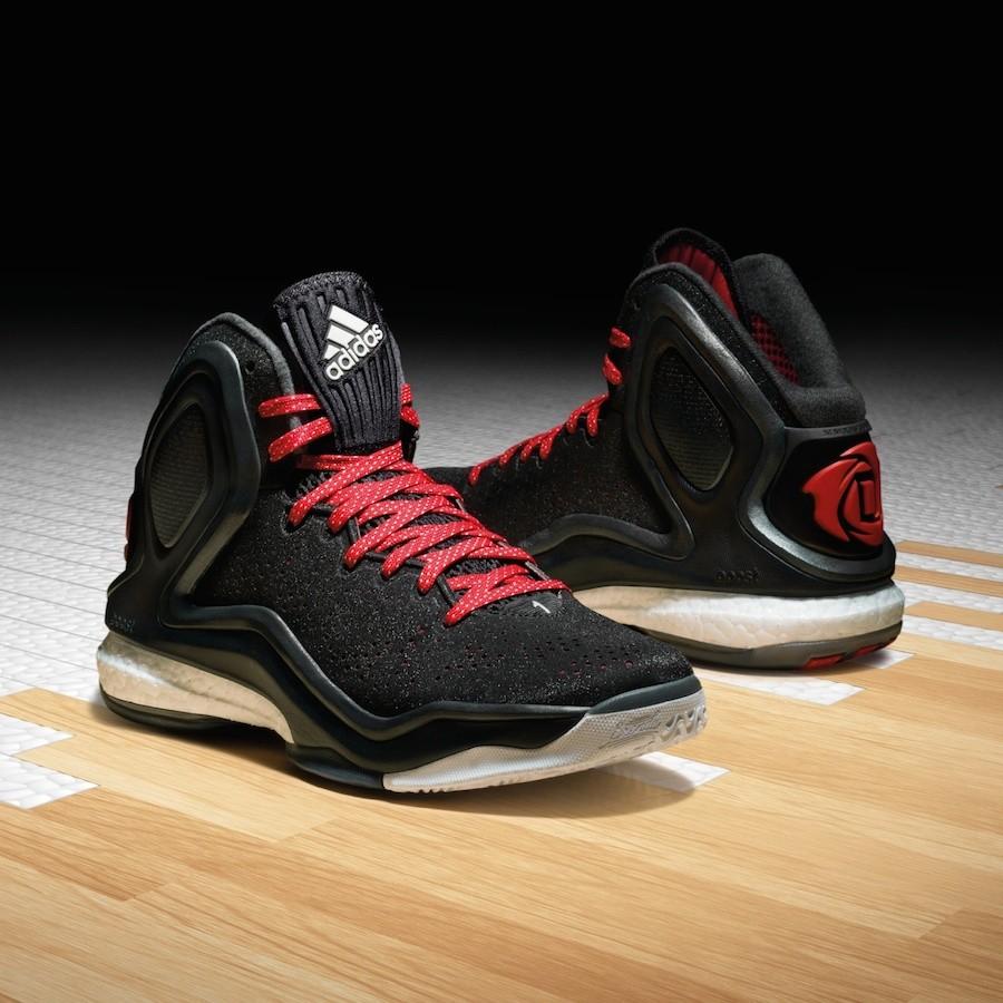 2.adidas D Rose 5 Boost_黑色_G98704_$5290_10月16日發售