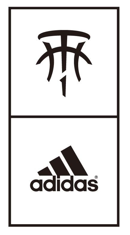 2.adidas x T-MAC Logo