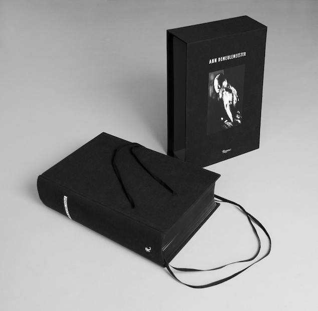 Ann Demeulemeester the book