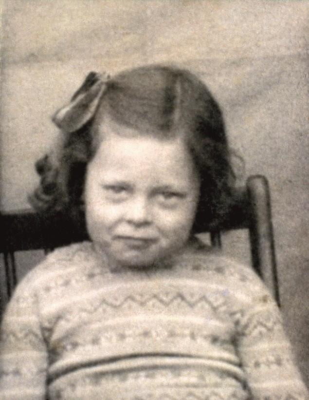 Vivienne Westwood aged 4- Vivienne Westwood Archive