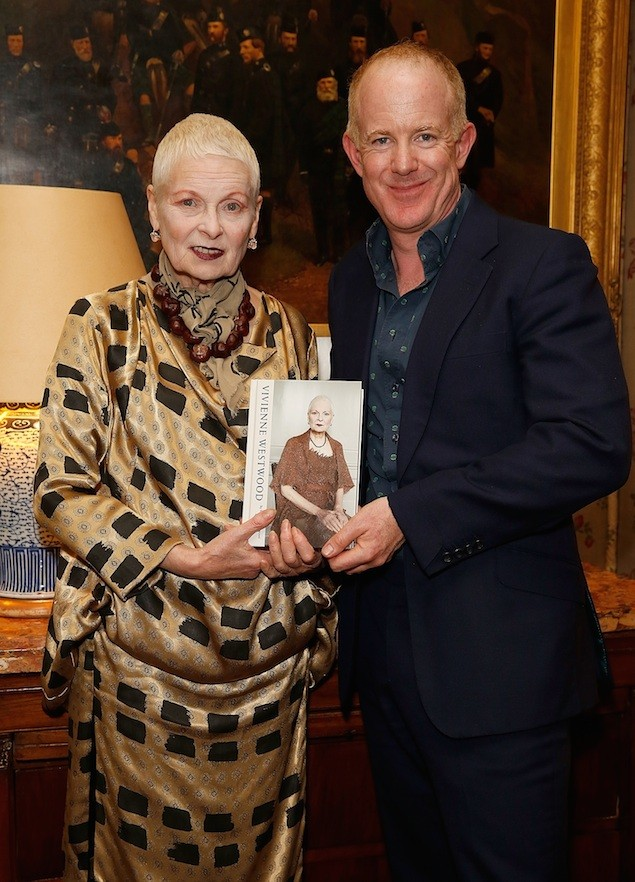 Launch Of Vivienne Westwood Autobiography