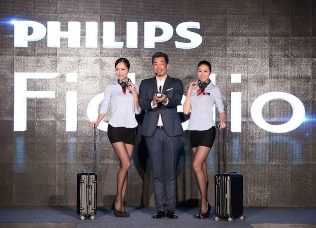 【新聞稿照片1】全新Philips Fidelio 旗艦耳機與揚聲器打造「淨」界之旅