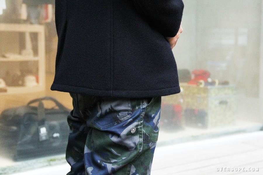 Pants / Lux Camo Pant / NT.3,280