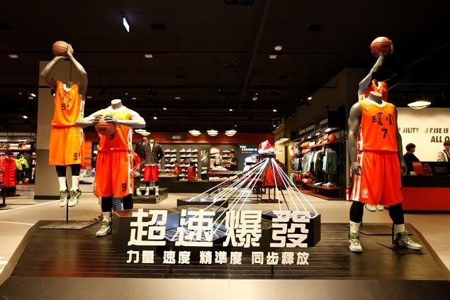 即日起到微笑逢甲Nike Only旗艦店完成璞園4在必得超級任務,就有機會免費去SBL現場觀看璞園隊比賽