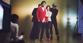 Zhou-Xun-and-Archie-Kao-HM-CNY-Campaign-BTS