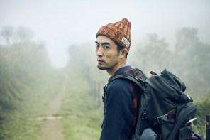 Into the Green  往森林走 / New Balance TRAILBUSTER 山系鞋型 帶你遁世離群  feat. 土井健司