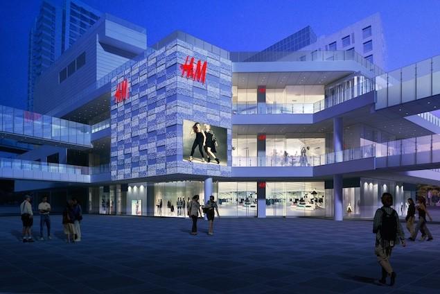 H&M 台灣首間旗艦店示意圖_2