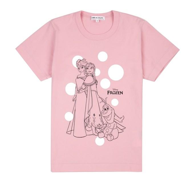 COMME des GARCONS x Disney Frozen $899 (pink)