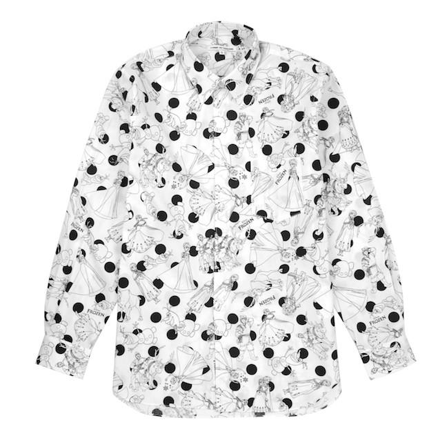 COMME des GARCONS x Disney Frozen shirt $2799