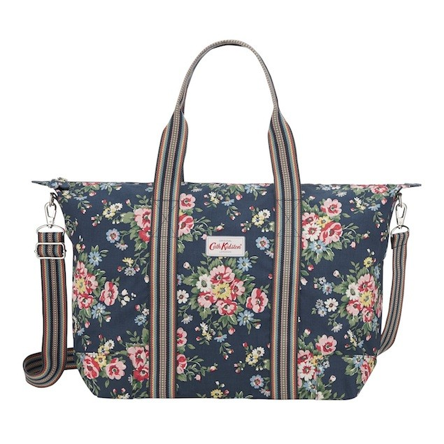 Cath Kidston 鄉間花卉摺疊旅行袋  NT$2,680
