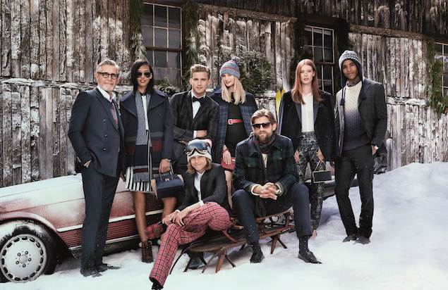 TOMMY HILFIGER Holiday形象圖
