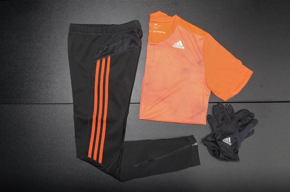 5.adidas 10 大路跑備戰攻略(四)-一套舒適的服裝(男)