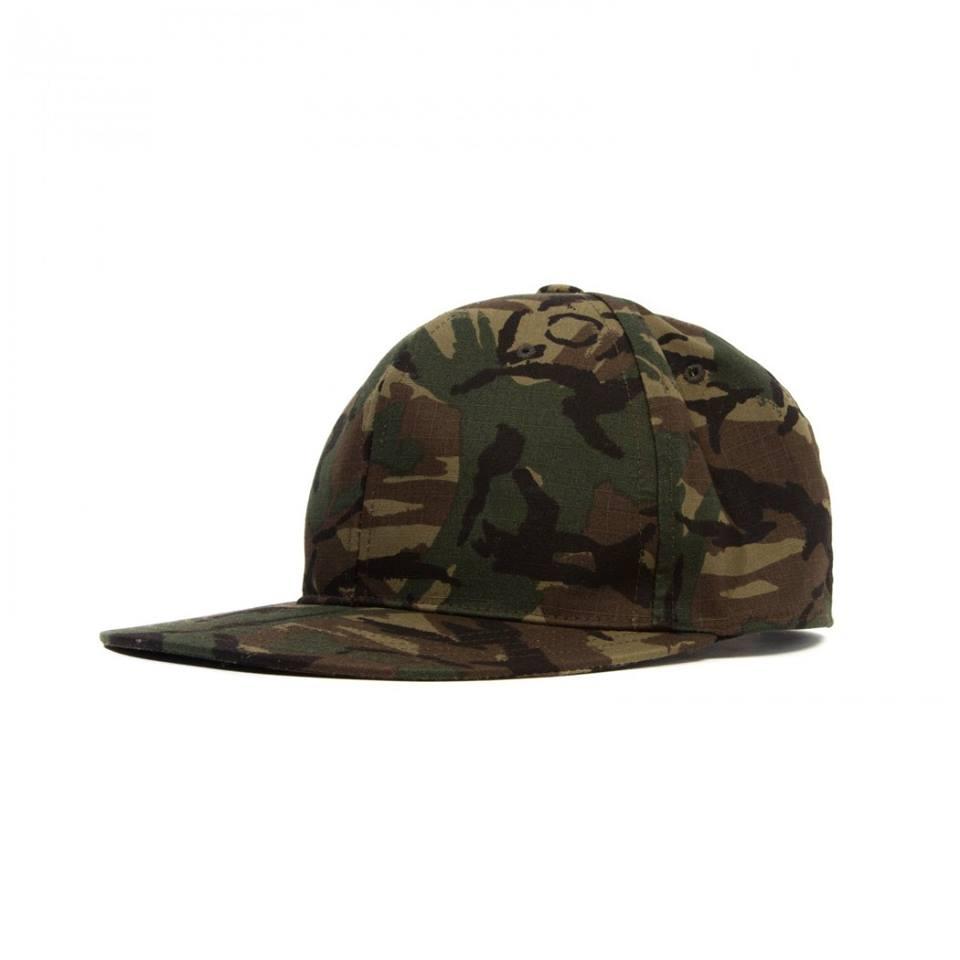 CAMO SNAP BACK CAP $2280